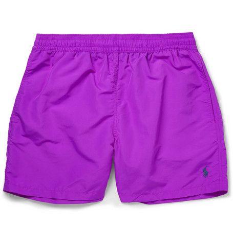 Polo Ralph Lauren Mid-Length Swim Shorts | MR PORTER