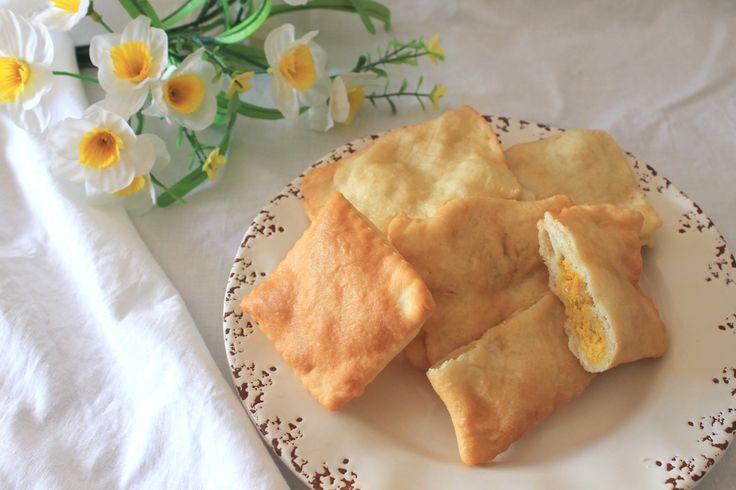 ricetta gnocco fritto dolce tentazione miele