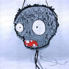 Resultado de imagen para piñatas de plants vs zombies