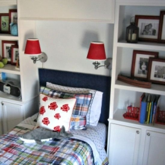 Colorful Rooms With A View: Big Boy Nautical Room Makeover. See The Transformation