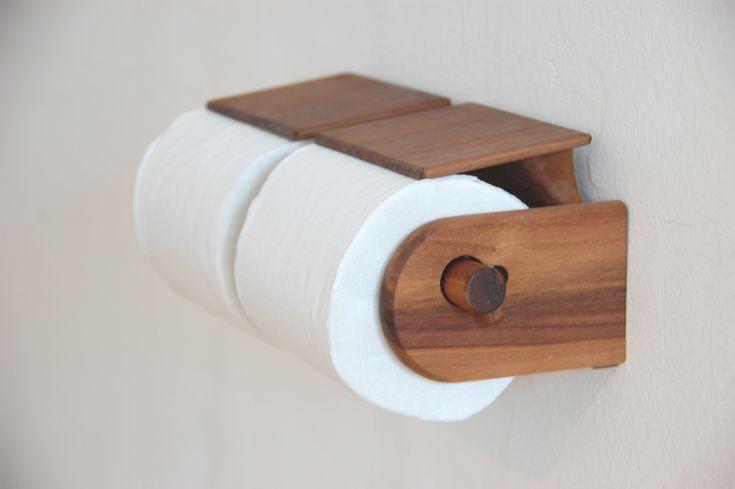 手作り家具工房 SOETACRAFT トイレットペーパーホルダー