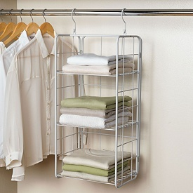 Some organizing ideas. I'm not crazy about any, but you might find it useful.