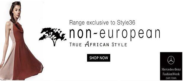 all new non european fashion