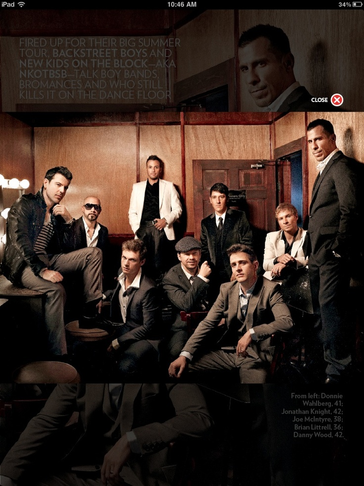 """""""Don't Turn Out The Lights"""" - NKOTBSB"""