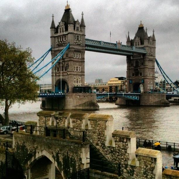 Tower Bridge, London, May 2012