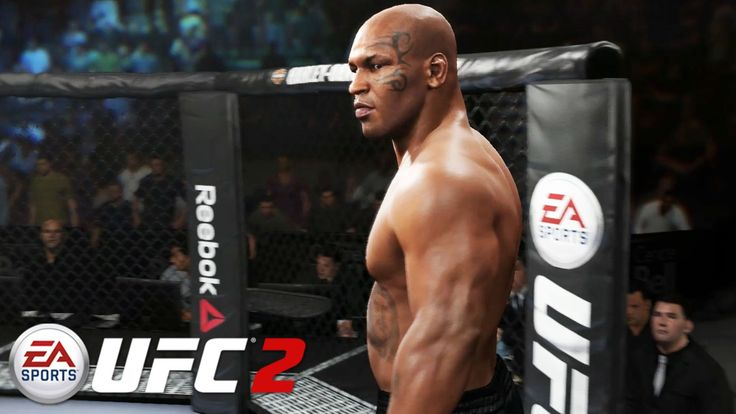 EA Sports UFC 2 - Mike Tyson vs Cain Velasquez Gameplay l #Xbox One