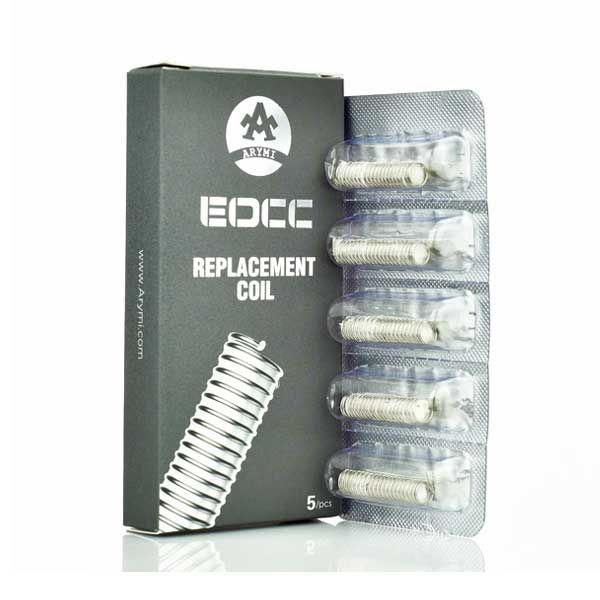 <strong>Arymi Gillie EOCC Coils</strong> - 5 Pack