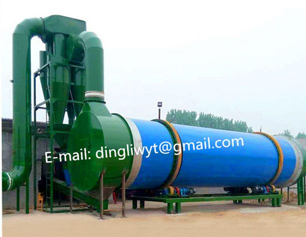 Daily output more than 10 tons of brewer's grain dryer  The model of the  brewer's grain dryer is not pre-designed, but customized according to customer requirements, which has been in a lot of information in the publicity.