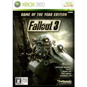 Fallout 3 (Game of the Year Edition) [Japan Import] (Video Game)  http://www.kinectxbox360offers.net/recloooaer.php?p=B002S0NGYC  B002S0NGYC