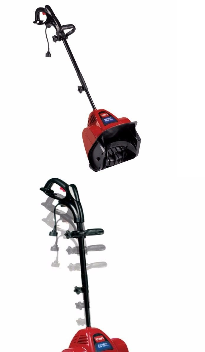 Snow Blowers 42230: Toro Electric Snow Thrower Blower Removal Clean Power Shovel Winter Outdoor Tool -> BUY IT NOW ONLY: $114 on eBay!