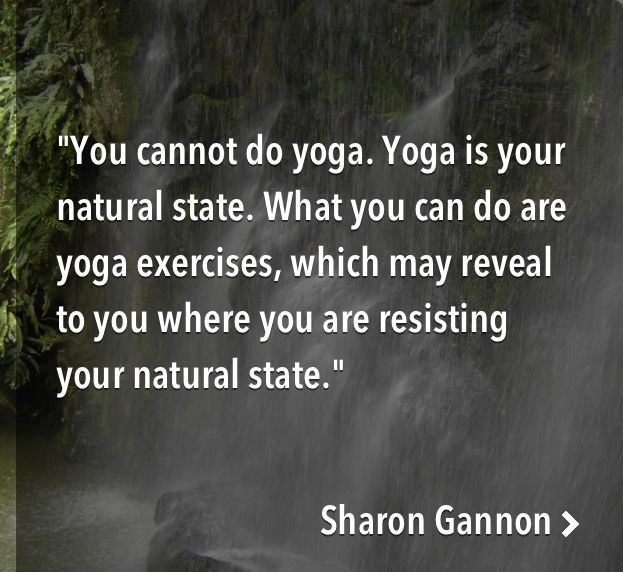 Yoga Truth..