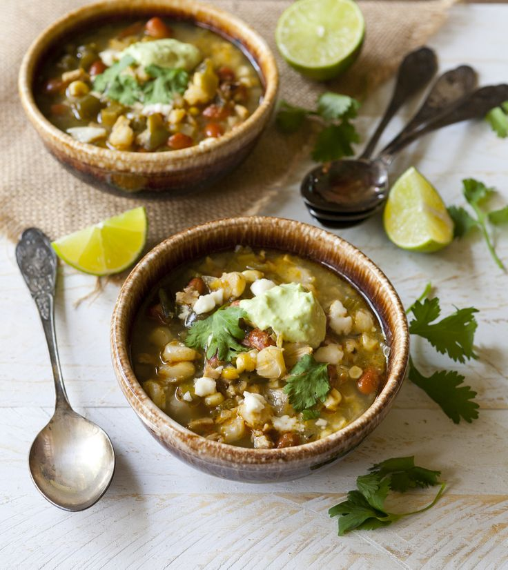 It's raining right now and snuggling up to a bowl of something warm and comforting is the perfect way to spend these kinds of days. This recipe was inspired by traditional Mexican posole soup which tend to be served right around the holidays. While this isn't classic Thanksgiving fare, this soup is a lighter option...Read More »