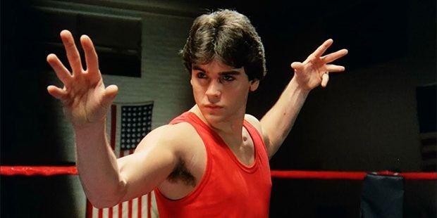 Ivan Kraschinsky Retroceder Nunca Rendirse Jamas Jean Claude Van Damme Van Damme Martial Arts
