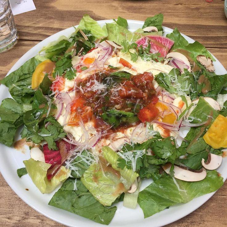 今日の昼ごはん #卵白オムレツとサラダ #糖質制限 #lowcarb #lowsugar #keto #昼ご飯 #lunch