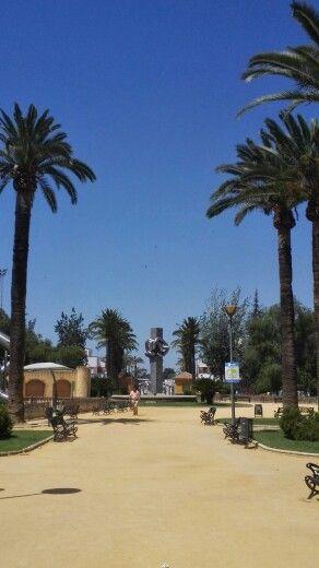 Parque de las palomas (Huelva)