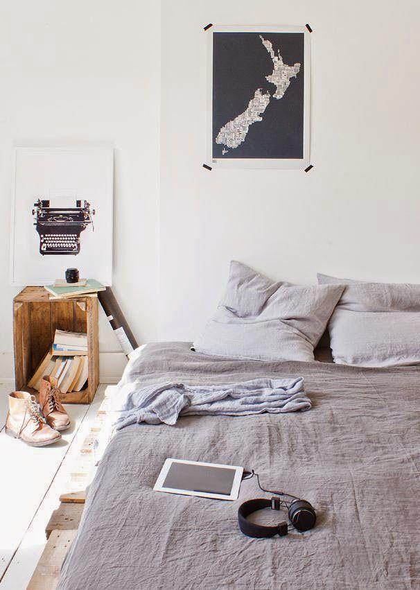 mommo design: MINIMAL ROOMS