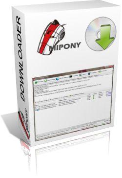 Mipony v2.1.3 [Portable] [Gestor de descargas especializado en descarga directa]