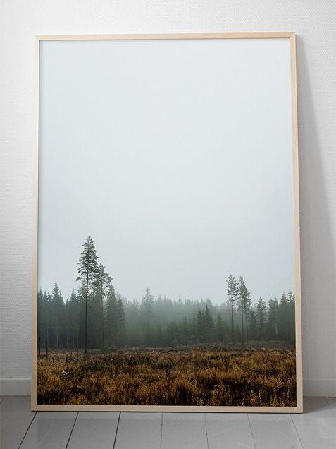 Fine Little Day Skog Poster (70x100cm)