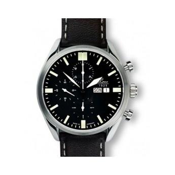 Reloj Laco Valjoux 44 Automatico Negro Cronografo  Ref: LC861587  http://www.tutunca.es/reloj-laco-valjoux-44-automatico-negro-cronografo