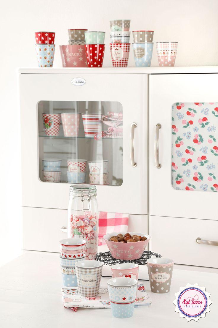 New by Krasilnikoff, coming Spring 2014:-), Syl loves, happy mugs, pastels, kitchen