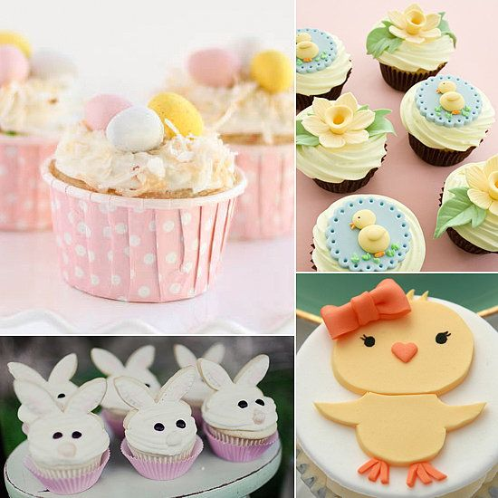23 Easter Cupcakes Ideas For Kids