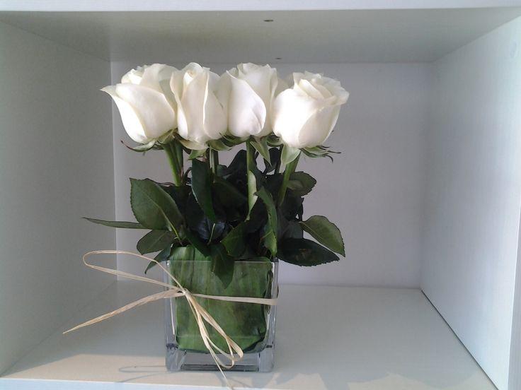 Rosas cuadradas