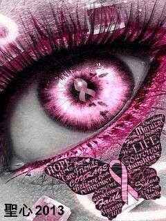 # BREAST CANCER AWARENESS EYES, HOPE
