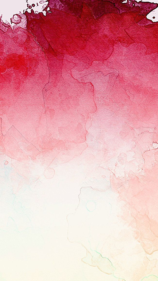 H5 Red Watercolor Background In 2020 Watercolor Background Art