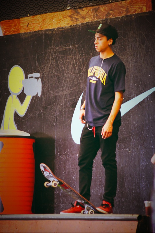 #tampapro2013, Nyjah Huston #skate