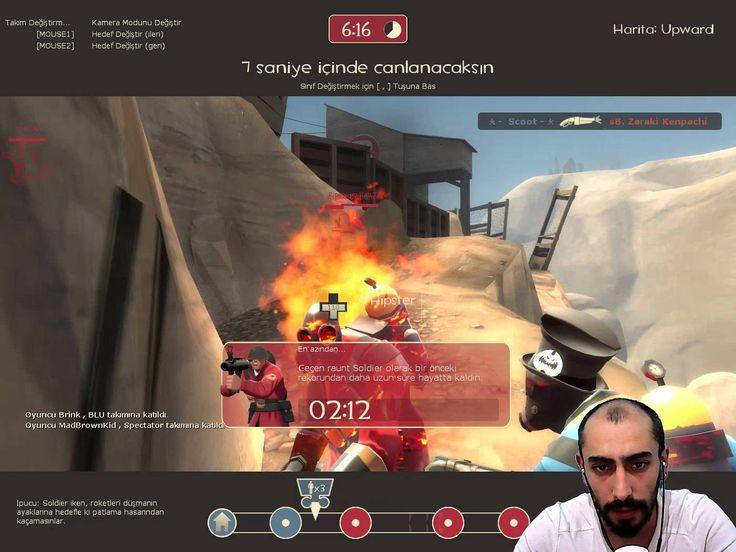 Team Fortress 2 Oynuyoruz #2