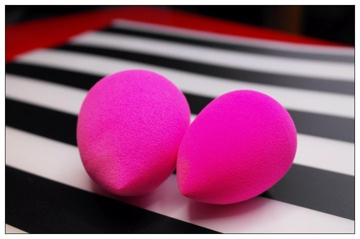 Beautyblender – innowacyjna gąbeczka w kształcie jajka do aplikacji podkładu | http://truliluli.pl/p=4000