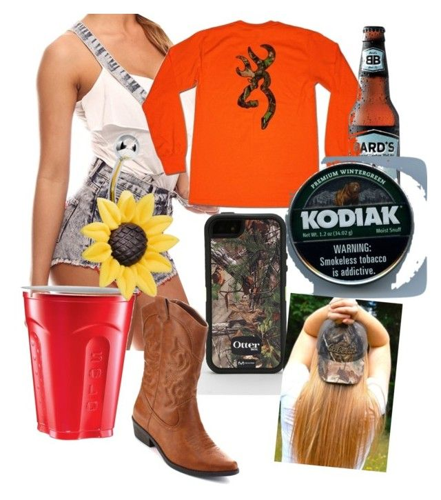 """""""Like Bryan concert I LOVE LUKE BRYAN <3"""" by morgandgaumont ❤ liked on Polyvore featuring OtterBox, De Blossom and Realtree"""