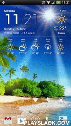 Weather Now Forecast & Widgets  Android App - playslack.com ,  Bring your weather experience to the next level with the most beautiful and convenient weather app, ever.This version is a fully functional 3-days trial. If you enjoy it, please upgrade to full version!Weather Now is a fabulous combination of weather live wallpaper, which animates local weather, time of day and season on ANY custom background, and a set of beautiful weather widgets! Based on an original idea, Weather Now lets you…