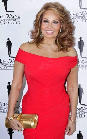 We should all strive to look the best we can look, and feel even better. To achieve inner and outer health and beauty, who better to choose as a role model than 71 year old Raquel Welch, who is even more stunning now than she was in her 20's. This is my health and beauty goal.