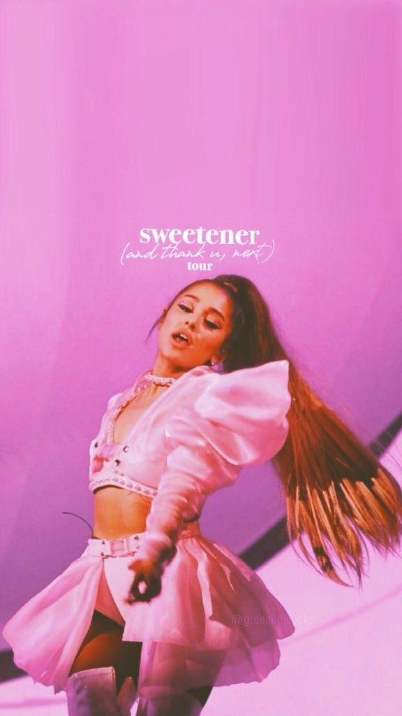 Pin On Sweetener Thank U Next