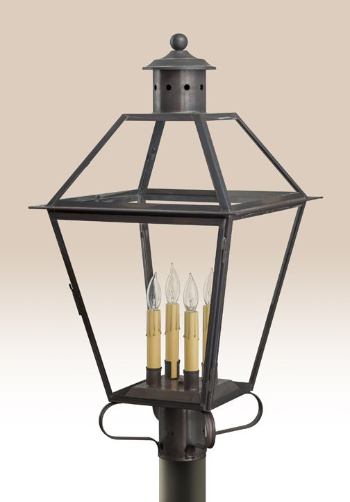 29 best lantern post images on pinterest lantern post for Early american outdoor lighting