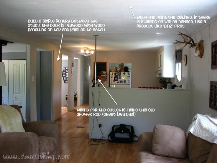 Diagram 1000 Images About Remodeling Mobile Home On A Budget On