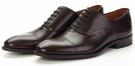 A sleek and stylish Oxford for any occasion – that's The Grant from Paul Evans.