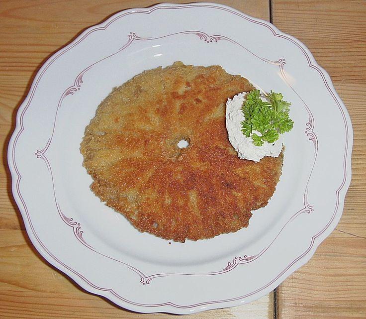 Gebackener Parasol (Rezept mit Bild) von Abendsegler | Chefkoch.de
