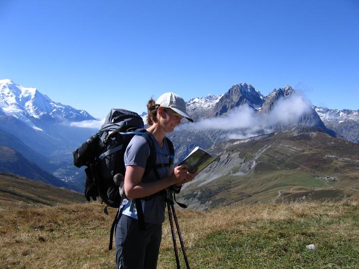 Tour du Mont Blanc #greatwalker