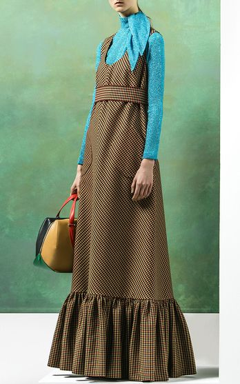 Delpozo Pre Fall 2016 Look 22 on Moda Operandi