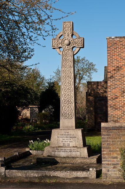 South Merstham War Memorial 2012