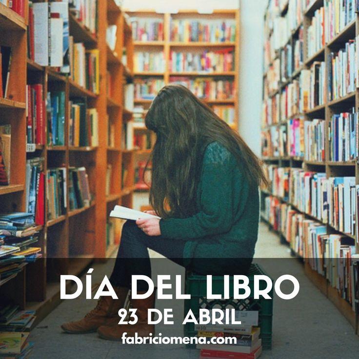 #DíaDelLibro Cuéntame cuál es tu libro favorito! 📖📖