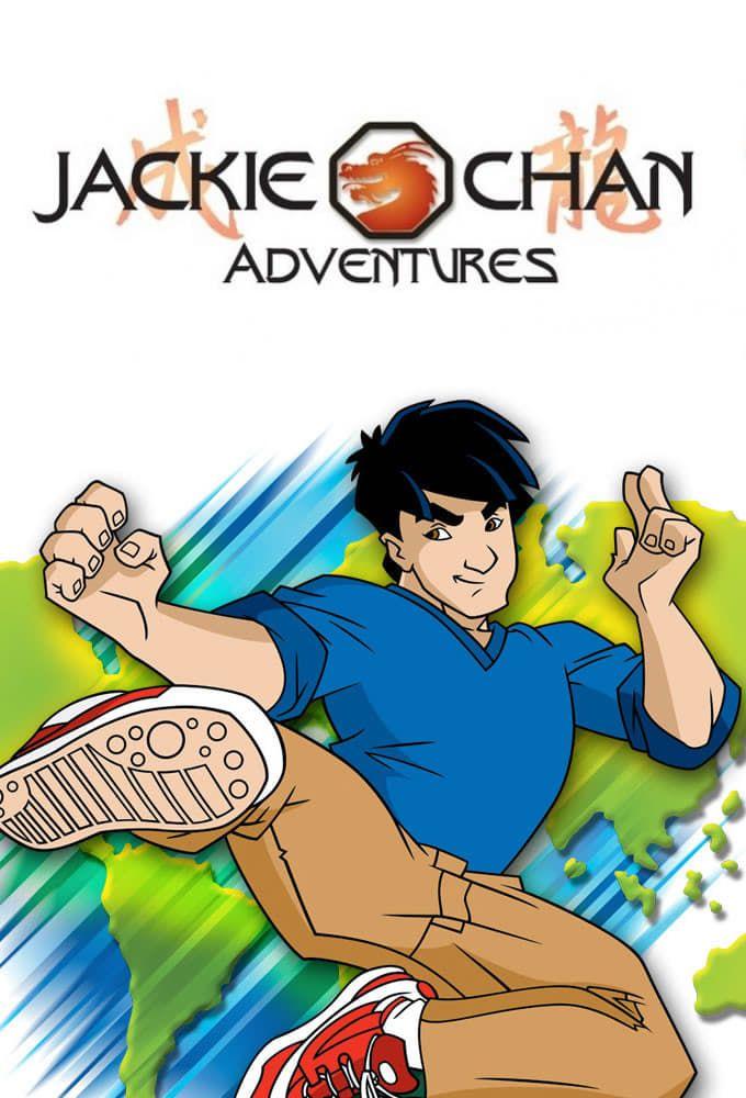 Jackie Chan Adventures en Streaming : | Jackie chan ...