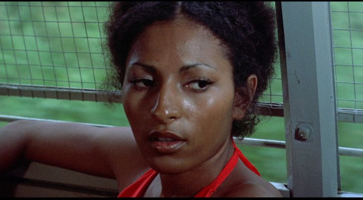Pam Grier in Black Mama White Mama (1973)