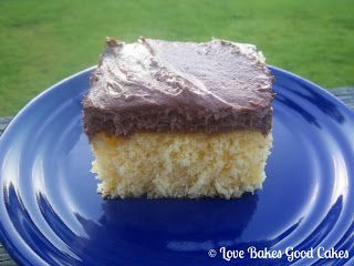 Love Bakes Good Cakes: EASY Chocolate Frosting