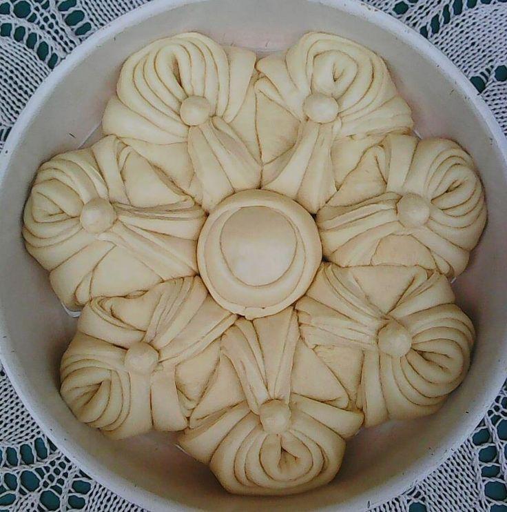 Bread design shape