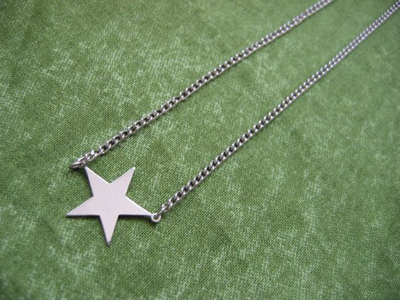 1970's star necklace a must have item, got one for my 16th birthday