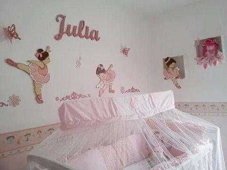 40 decoraciones con nombres de beb bebe and blog - Decoraciones para bebes ...
