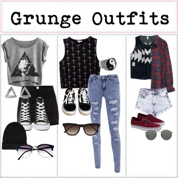 Grunge clothing store